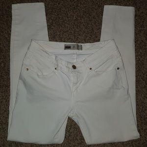 Levis Revel Curve Skinny Jeans White 25 Ankle